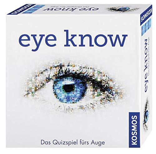 Kosmos 692223 - Eye Know - Play it smart, Familienspiel