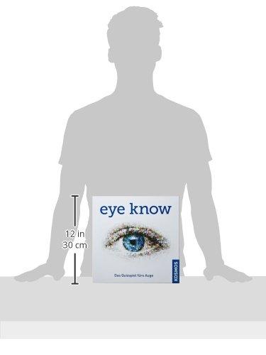 Kosmos 692223 – Eye Know – Play it smart, Familienspiel - 7