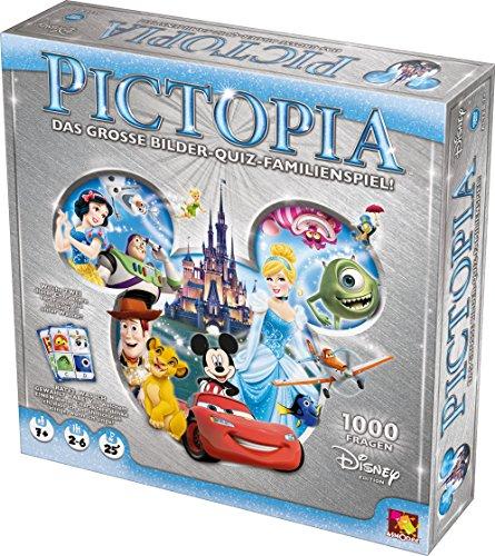 Asmodee 002793 - Brettspiel - Disney Pictopia