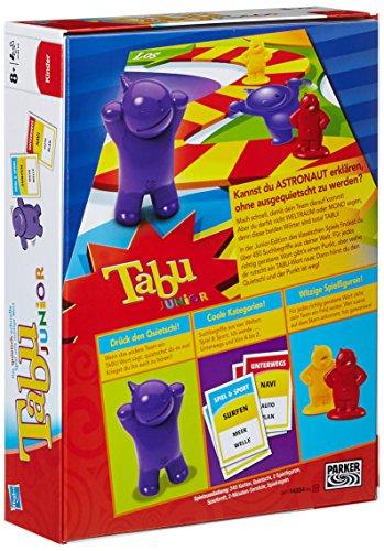 Hasbro Spiele 14334100 – Tabu Junior, Partyspiel - 3