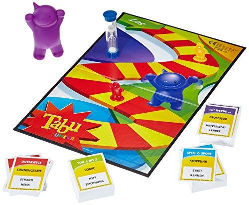 Hasbro Spiele 14334100 – Tabu Junior, Partyspiel - 2