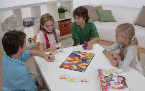 Hasbro Spiele 14334100 – Tabu Junior, Partyspiel - 5