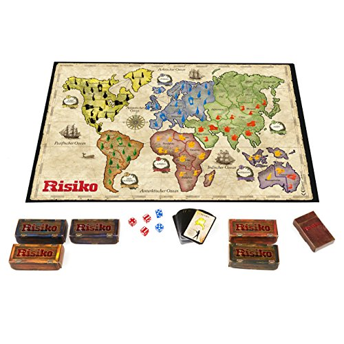 Hasbro Spiele B7404100 – Risiko – Edition 2016, Strategiespiel - 3