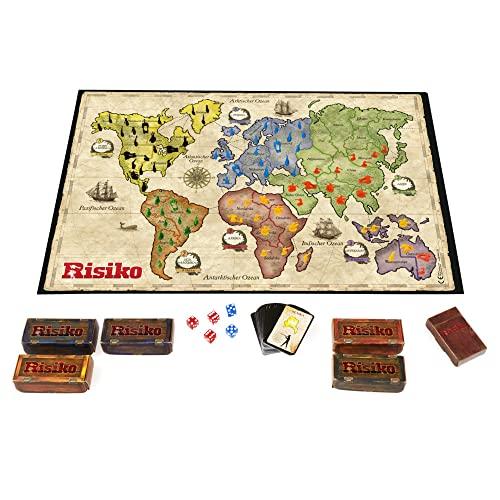 Hasbro Spiele B7404100 – Risiko – Edition 2016, Strategiespiel - 6