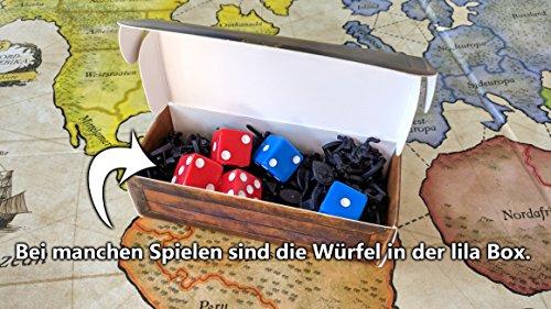 Hasbro Spiele B7404100 – Risiko – Edition 2016, Strategiespiel - 7