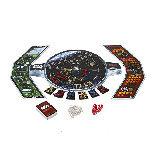 Hasbro Spiele B2355100 – Star Wars Risiko, Strategiespiel - 3