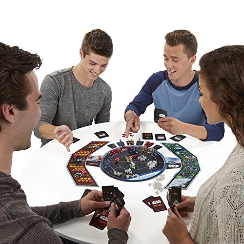 Hasbro Spiele B2355100 – Star Wars Risiko, Strategiespiel - 2