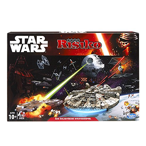 Hasbro Spiele B2355100 – Star Wars Risiko, Strategiespiel - 5