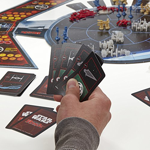 Hasbro Spiele B2355100 – Star Wars Risiko, Strategiespiel - 6