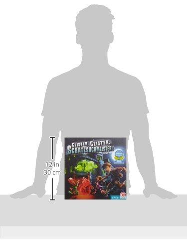 Mattel Y2554 – Geister Geister Schatzsuchmeister, Strategiespiel - 4