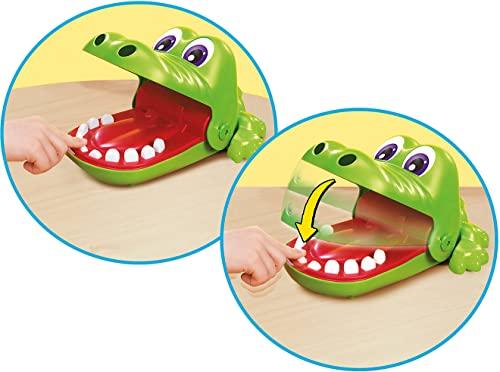 Hasbro Spiele B0408100 – Kroko Doc, Kinderspiel - 3