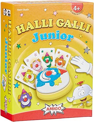 Amigo 7790 - Halli Galli Junior, Kartenspiel