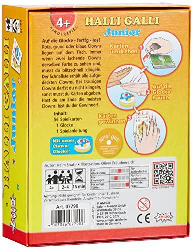 Amigo 7790 – Halli Galli Junior, Kartenspiel - 6