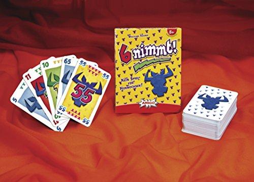 Amigo 4910 – 6 nimmt!, Kartenspiel - 5