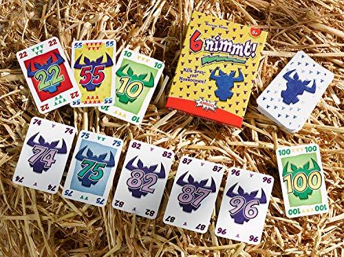 Amigo 4910 – 6 nimmt!, Kartenspiel - 9
