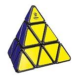Cubikon Speed Pyraminx Ultimate - Magische Pyramide - Pyraminx Zauberwürfel schwarz