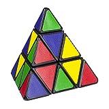 Cubikon Speed Pyraminx Ultimate – Magische Pyramide – Pyraminx Zauberwürfel schwarz - 2