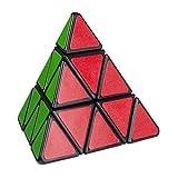 Cubikon Speed Pyraminx Ultimate – Magische Pyramide – Pyraminx Zauberwürfel schwarz - 5