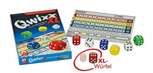 Nürnberger-Spielkarten 4022 – Qwixx XL, Würfelspiel - 7