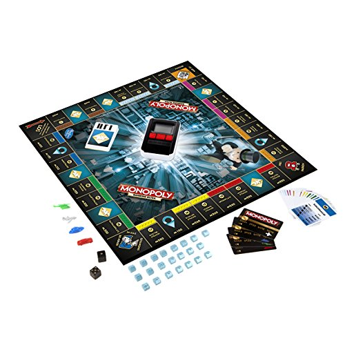 Hasbro B6677100 – Monopoly Banking Ultra, Familienspiel - 8