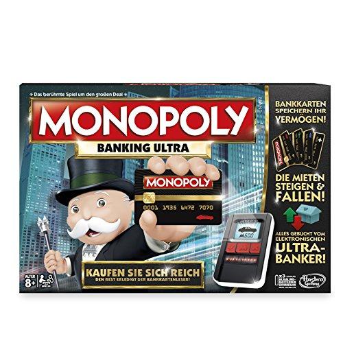 Hasbro B6677100 – Monopoly Banking Ultra, Familienspiel - 2