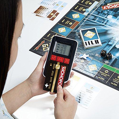 Hasbro B6677100 – Monopoly Banking Ultra, Familienspiel - 5