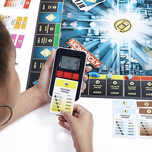 Hasbro B6677100 – Monopoly Banking Ultra, Familienspiel - 6