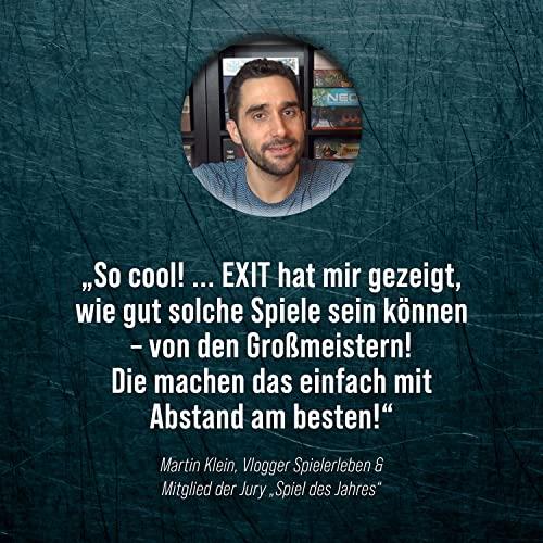 KOSMOS Spiele 692742 – Exit – Das Spiel, Das geheime Labor - 4