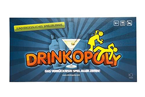Drinkopoly - Das verrückteste Spiel aller Zeiten!