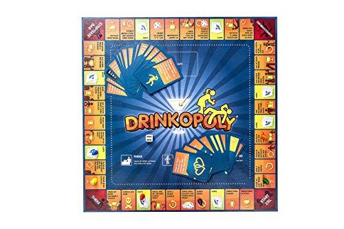 Drinkopoly – Das verrückteste Spiel aller Zeiten! - 2
