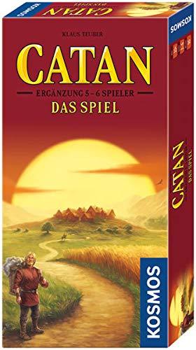Kosmos - Catan - Ergänzung für 5-6 Spieler, neue Edition