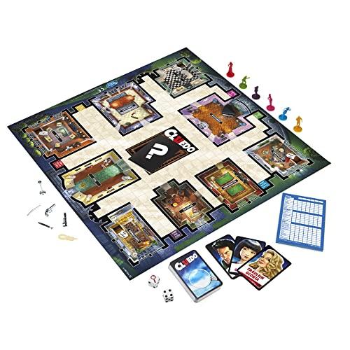 Hasbro Spiele 38712398 – Cluedo – Edition 2016, Familienspiel - 3