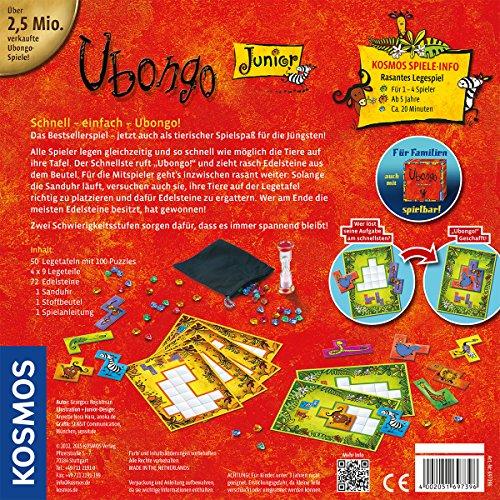 Kosmos 697396 – Ubongo Junior - 6
