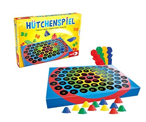 Noris Spiele 606049102 - Hütchenspiel, Kinderspiel