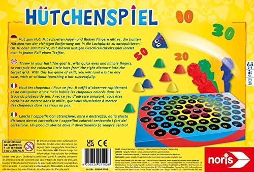 Noris Spiele 606049102 – Hütchenspiel, Kinderspiel - 4