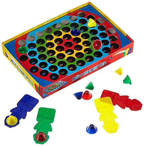 Noris Spiele 606049102 – Hütchenspiel, Kinderspiel - 5