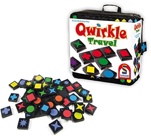 Schmidt Spiele 49270 – Qwirkle Travel - 2
