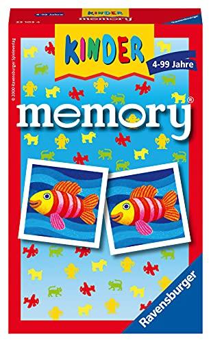 Ravensburger 23103 – Kinder memory® – Mitbringspiel - 2