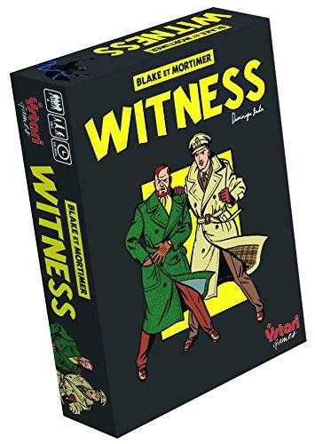Ystari 002660 - Witness, Brettspiel