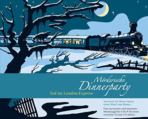 Blaubart Verlag BLA00002 - Mörderische Dinnerparty, Tod im London-Express