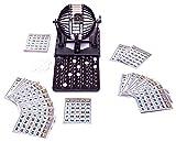 Bingo Set mit 60 Karten und 96 Bingo Bällen - Limited Edition