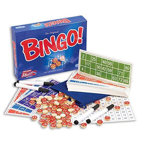 Gibsons Bingo Spiel