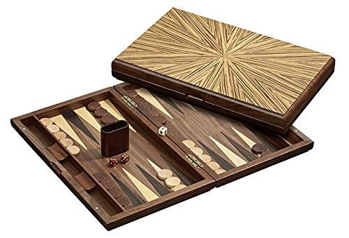 Philos 1127 - Backgammon groß, Magnetverschluss