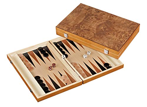 Philos 1180 - Backgammon Kefalonia, medium, Kassette