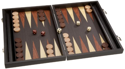 Philos 1163 - Backgammon Milos, medium, Kassette