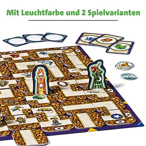 Ravensburger Spiele 26687 – Das verrückte Labyrinth – 30 Jahre Jubiläumsedition, Strategiespiel - 4