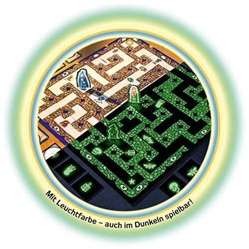 Ravensburger Spiele 26687 – Das verrückte Labyrinth – 30 Jahre Jubiläumsedition, Strategiespiel - 5