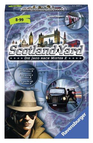 Ravensburger 23381 - Scotland Yard - Mitbringspiel