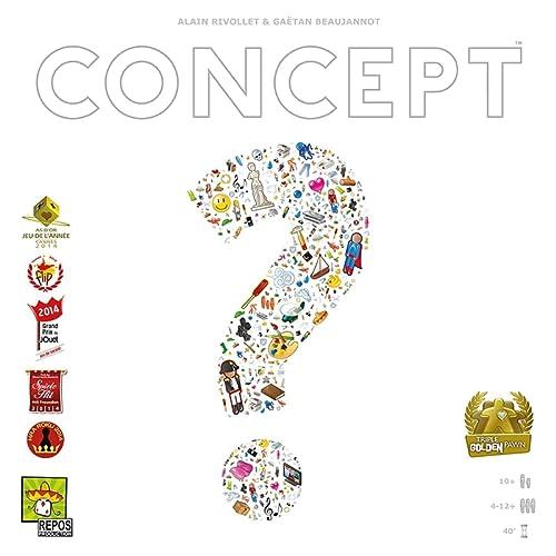 Repos 692193 – Concept, Familien Standardspiel - 3