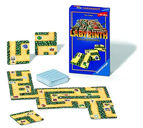Ravensburger 23206 - Labyrinth - Das Kartenspiel